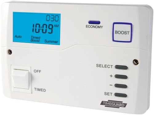 Trtd7 Economy 7 Digital Timeswitch With Boost Control Timeguard