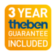 Theben 3 Year Guarantee