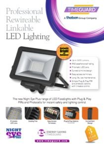 Professional Rewireable Linkable LED Lighting