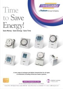 Time to Save Energy!