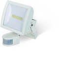 10W LED Wide Angle PIR Floodlight – White