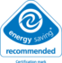 Energy Saving Recommended Certification mark